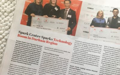 Spark Centre Featured In Made In Canada Publication